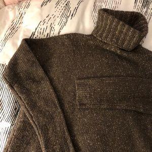 Vince - cashmere blend turtleneck sweater
